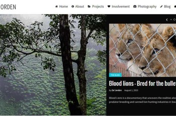 New DeJorden.com website launched